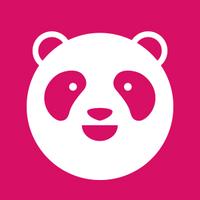 デリバリーサービス「フードパンダ」のロゴ