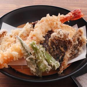 かばのこだわり--天ぷら