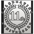かばのおうどんは2019年5月で10周年を迎えます!