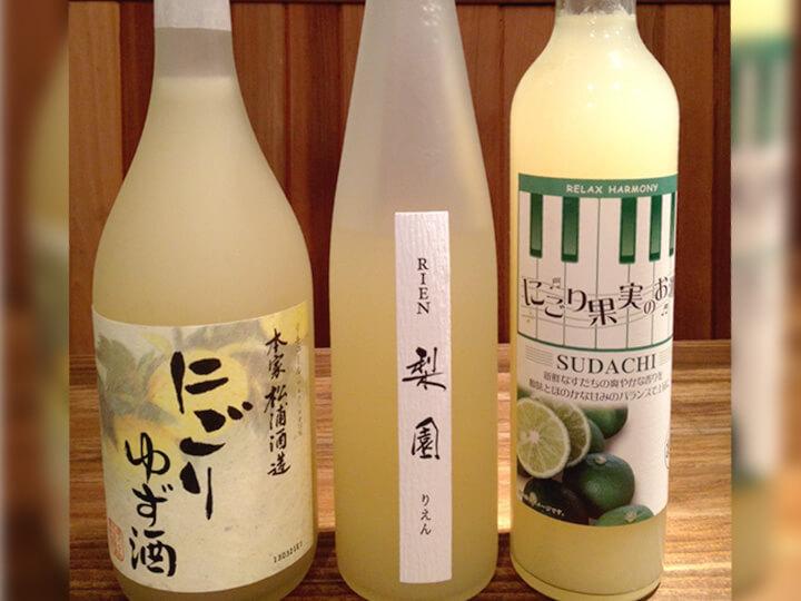 厳選果実酒