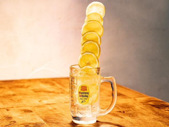 まるごとレモンサワー