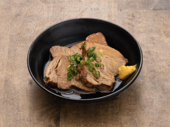 増量:豚角煮
