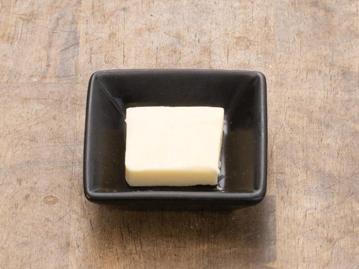トッピング:バター